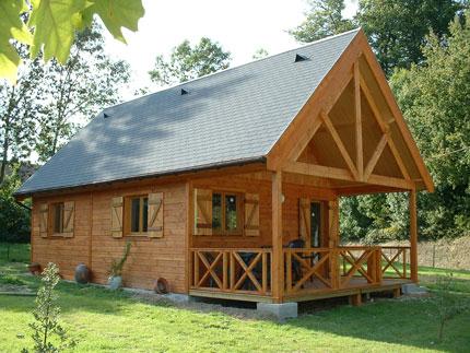 Terrasses bois, pergolas, carports, chalets dans les Vosges